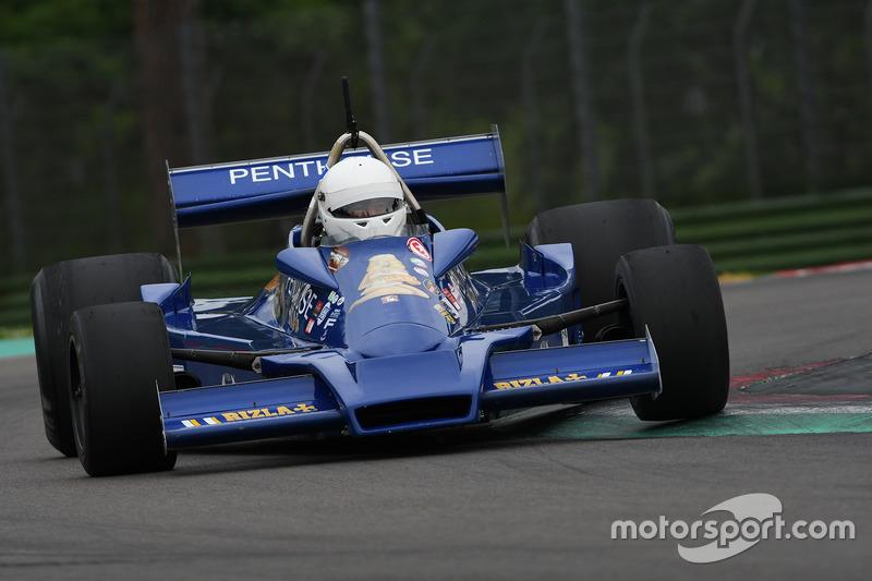 Williams FW07 Penthouse Rizla Racing van Rupert Keegan