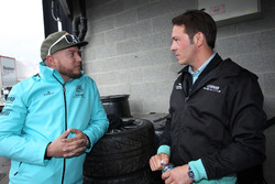 Rob Huff; Jean-Karl Vernay, Leopard Racing Team WRT, Volkswagen Golf GTi TCR