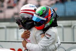 Lucas Auer, Mercedes-AMG Team HWA, Mercedes-AMG C63 DTM; Gary Paffett Mercedes-AMG Team HWA, Mercede