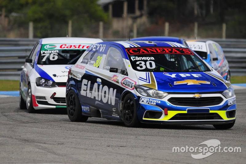 Martín Cánepa, Chevrolet Onix