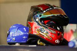 Helm von Daniel Abt, ABT Schaeffler Audi Sport