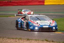 #12 Ombra Racing Lamborghini Huracan GT3: Andrea Piccini, Michele Beretta, Stefano Gattuso