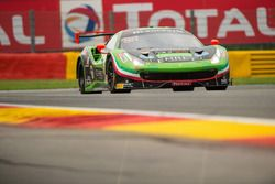 #488 Rinaldi Racing Ferrari 488 GT3: Rino Mastronardi, Patrick Van Glabeke, Pierre Ehret, Gabriele L