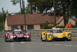 #17 IDEC Sport Racing Ligier JS P217 Gibson: Patrice Lafargue, Paul Lafargue, David Zollinger, #29 R