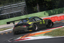 Porsche 997 GT3 R #88 Ebimotors: Venerdosi-Baccani