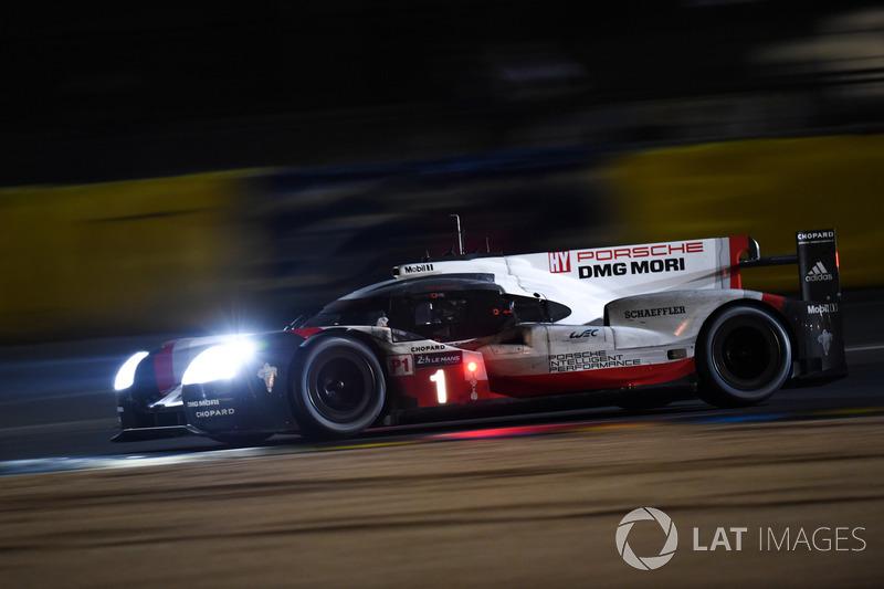 Андре Лоттерер (Porsche №1, LMP1) – сход