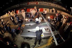 №61 Team Sauber Mercedes, Sauber C9 Mercedes-Benz: Мауро Бальди, Кенни Эчесон, Джанфранко Бранкателли