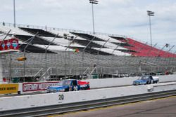 Chase Briscoe, Brad Keselowski Racing Ford ve Austin Cindric, Brad Keselowski Racing Ford