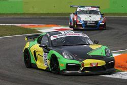 Nicola Neri, Kinetic Racing,