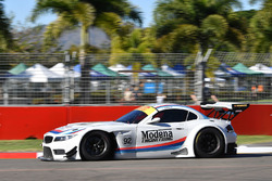 #92 Modena Engineering BMW Z4 GT3: Ricky Capo