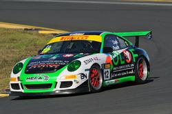 #12 KPH Racing Porsche 911 GT3 Cup: Brendan Cook, Ockert Fourie