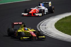 Mitch Evans, Pertamina Campos Racing devant Oliver Rowland, MP Motorsport
