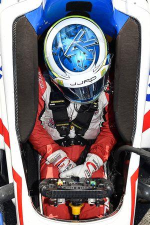 R.C. Enerson, Dale Coyne Racing Honda