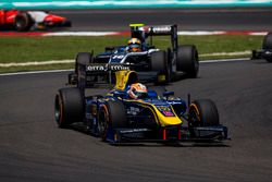 Alex Lynn, DAMS devance Artem Markelov, RUSSIAN TIME