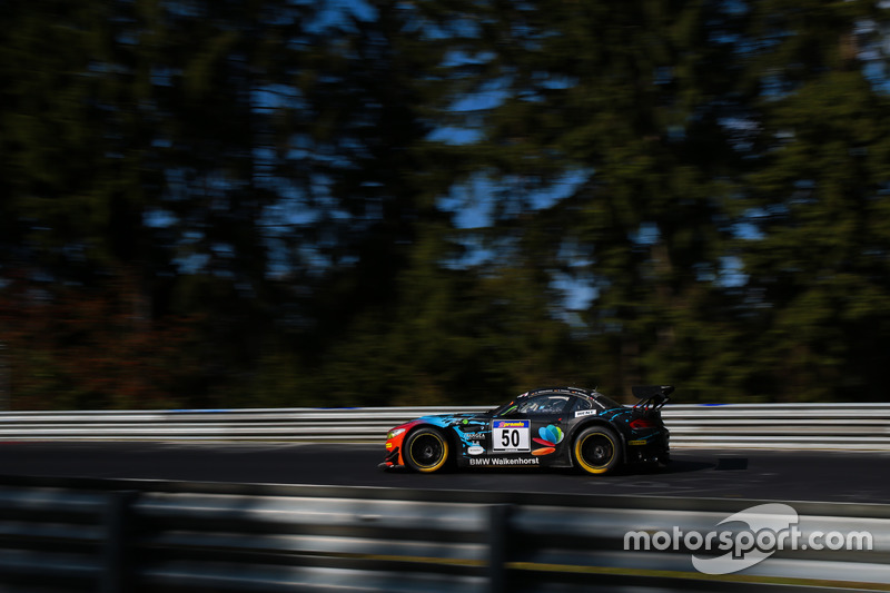 Peter Posavac, Anders Buchardt, 'Werner Hamprecht', BMW Z4 GT3