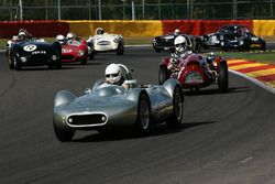 #85 Lister-Bristol 'Flat Iron' (1955): Stephen Bond, Keith Fell