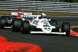 #54 Williams FW07C (1981): Paolo Barilla