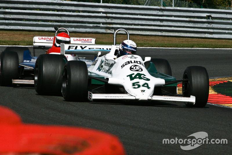 Williams 2 şampiyonluk (1980, 1981)