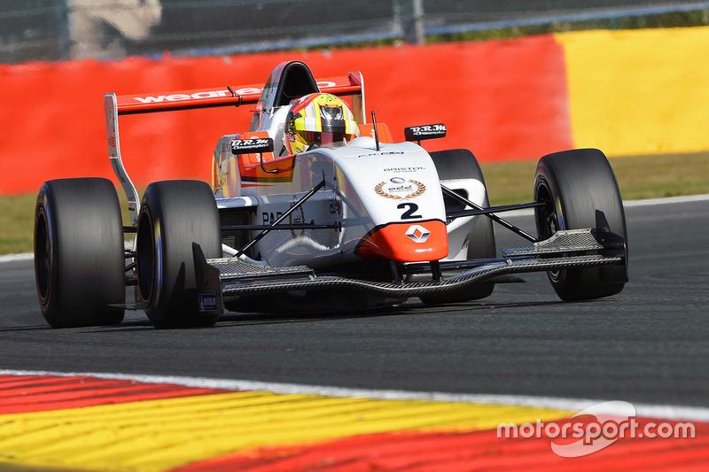 FR Eurocup - Course 1 - 3e