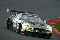 #19 Schubert Motorsport, BMW M6 GT3