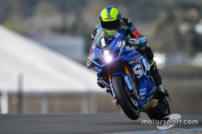 #1 Suzuki Endurance Racing Team, SERT: Etienne Masson