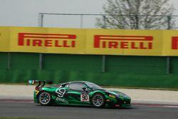 Ezequiel Perez Companc (ARG), Raffaele Giammaria, Ferrari 488 GT3, AF Corse