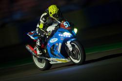 #57 Kawasaki: Adrien Doux, Rodolphe Gilles,Leo Meunier, Laurent Allamanche