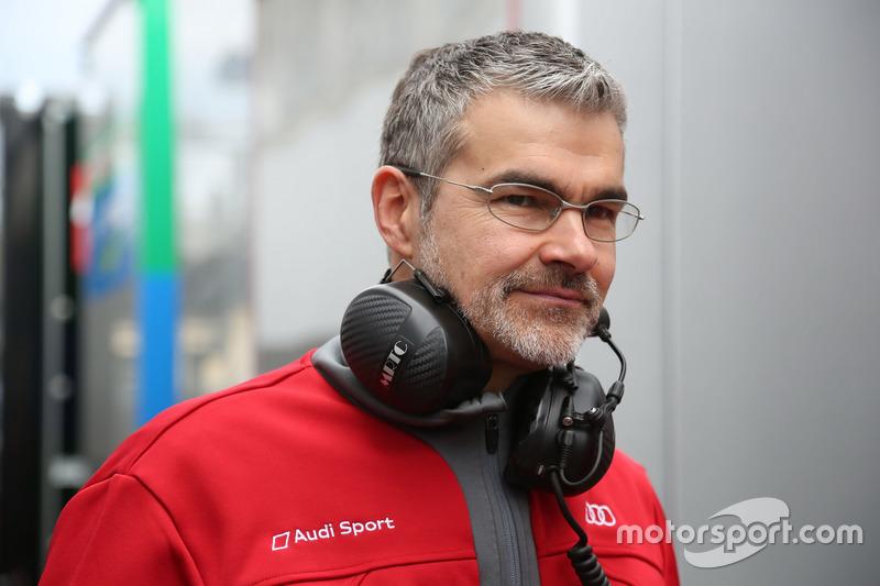 Dieter Gass, Projektleiter DTM