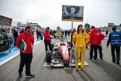 Ник Кэссиди, Prema Powerteam Dallara F312 – Mercedes-Benz