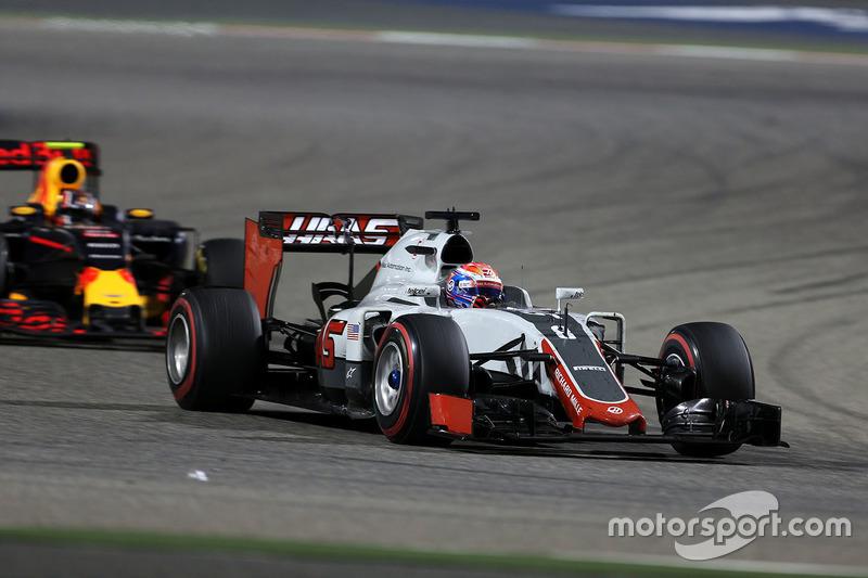 Grand Prix de Bahreïn 2016
