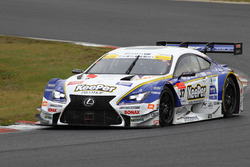 #37 Team Tom's Lexus RC F: James Rossiter, Ryo Hirakawa