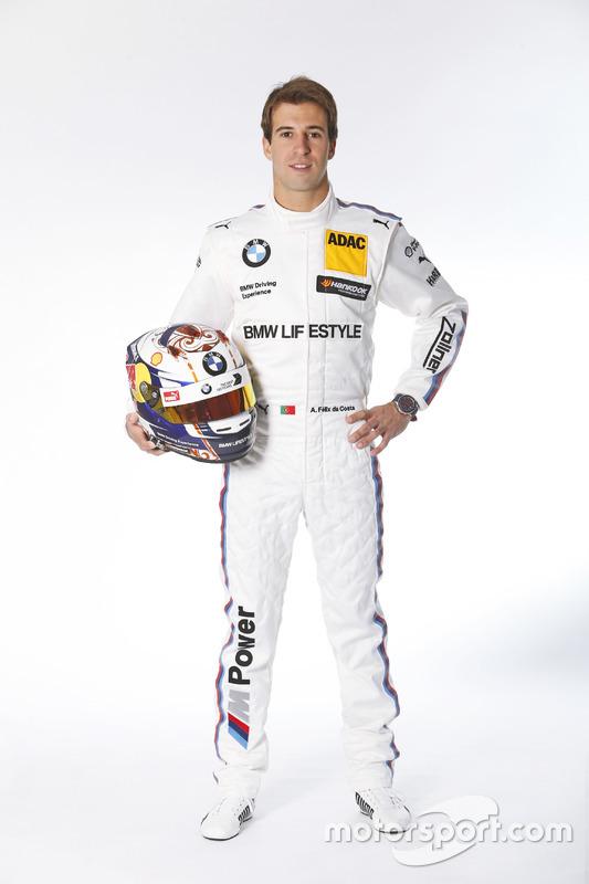 #13: Antonio Felix da Costa, Schnitzer-BMW