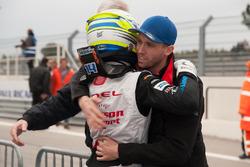 Джоэль Эрикссон, Motopark Dallara F312 – Volkswagen, со своим братом Джимми Эрикссоном