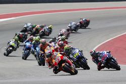 Marc Marquez, Repsol Honda Team, Honda, en tête