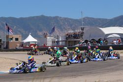 Diego LaRoque leads Micro-Max