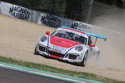 Simone Iaquinta, Ghinzani Arco Motorsport - Milano va largo