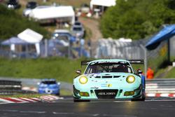 #44 Falken Motorsports, Porsche 991 GT3 R: Peter Dumbreck, Wolf Henzler, Martin Ragginger, Alexandre
