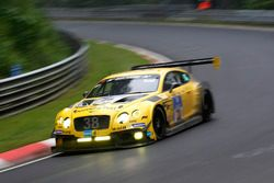 #38 Bentley Team Abt, Bentley Continental GT3: Christian Menzel, Guy Smith, Marco Holzer, Fabian Ham