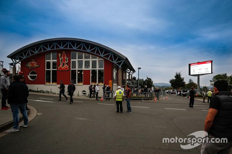 Neue Videowände am Nürburgring