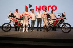 Joaquim Rodrigues, Hero MotoSports Team Rally y CS Santosh, Hero MotoSports Team Rally, Dr. Markus B