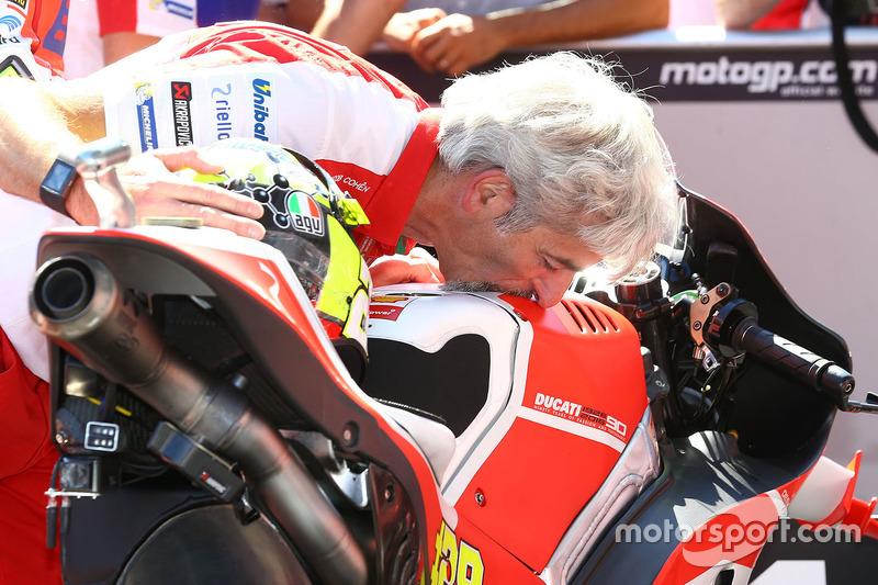 Gigi Dall'Igna, Ducati-Sportchef