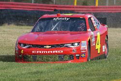 Ross Chastain, Chevrolet fährt durchs Gras
