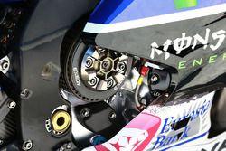 Jorge Lorenzo, Yamaha Factory Racing: Kupplung