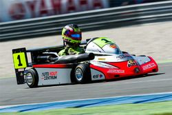Adam Kout, superkart