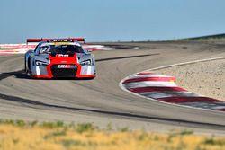 #23 M1 GT Racing, Audi R8 LMS: Walt Bowlin, Dion von Moltke, David Ostella