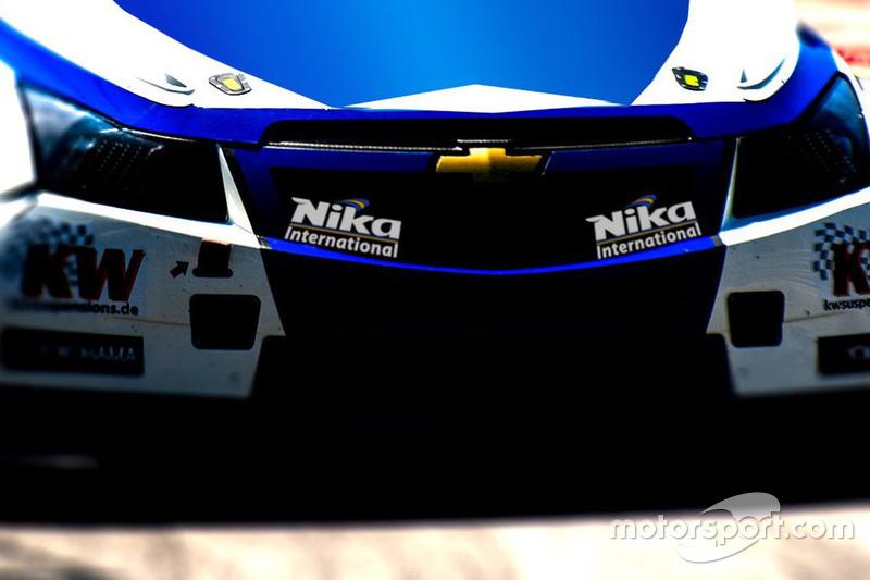 Chevrolet RML Cruze TC1, Nika Racing
