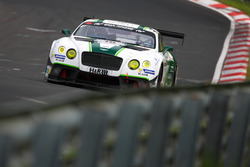 Chris Brück, Christian Menzel, Fabian Hamprecht, Marco Holzer, Team Abt, Bentley Continental GT3