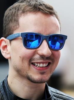 Jorge Lorenzo, pilote MotoGP