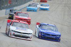 Mario Gosselin, Elliott Sadler, JR Motorsports Chevrolet