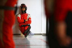 AF Corse mechanic